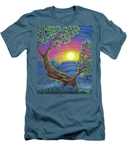 Sunsets Gift Men's T-Shirt (Athletic Fit)