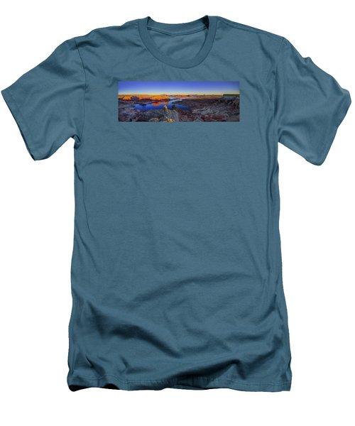 Surreal Alstrom Men's T-Shirt (Slim Fit) by Chad Dutson