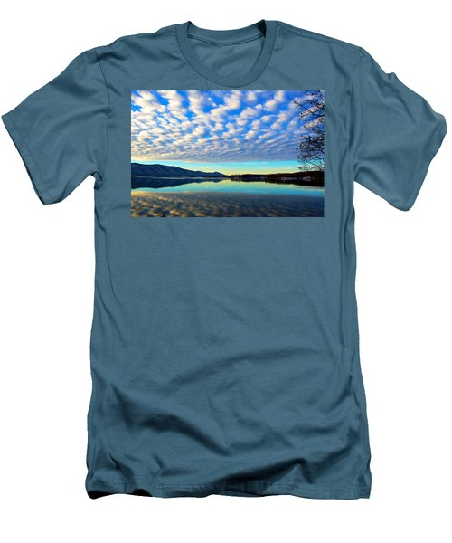 Surreal Sunrise Men's T-Shirt (Slim Fit) by The American Shutterbug Society