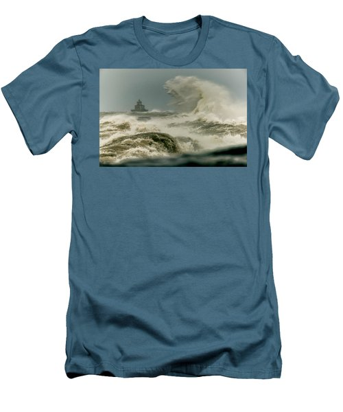 Men's T-Shirt (Slim Fit) featuring the photograph Surrender by Everet Regal