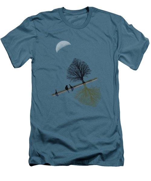 Switch Men's T-Shirt (Slim Fit) by AugenWerk Susann Serfezi