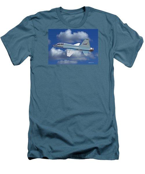T-38 Nasa Trainer Men's T-Shirt (Athletic Fit)