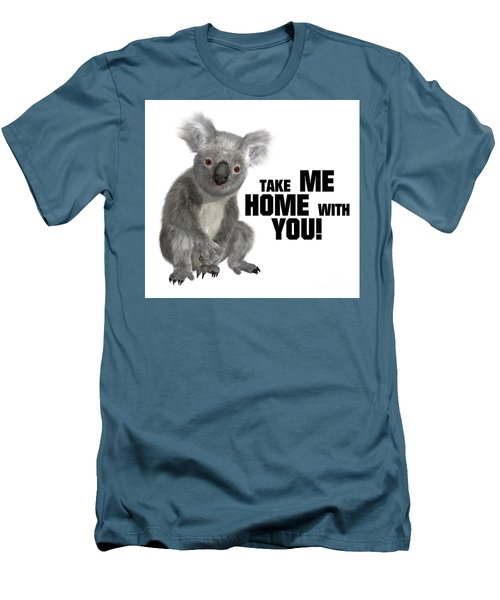 Take Me Home With You Men's T-Shirt (Athletic Fit)