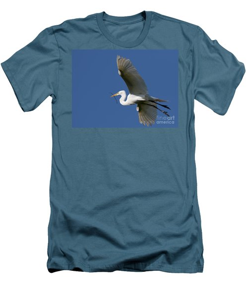Taking Flight Men's T-Shirt (Athletic Fit)