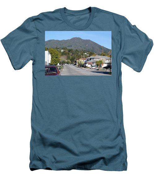 Tamalpais From Mill Valley Men's T-Shirt (Athletic Fit)
