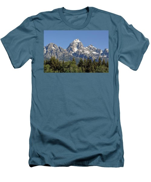 Teton Grande Men's T-Shirt (Athletic Fit)