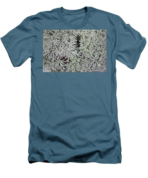 Men's T-Shirt (Athletic Fit) featuring the photograph Texture Of The Nature by Jingjits Photography