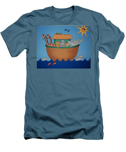 The Ark Men's T-Shirt (Athletic Fit)