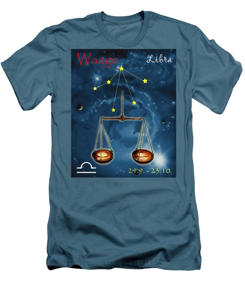 The Balance Of The Universe Men's T-Shirt (Athletic Fit)