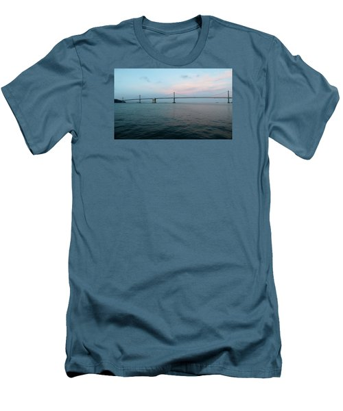 The Bay Bridge Men's T-Shirt (Athletic Fit)
