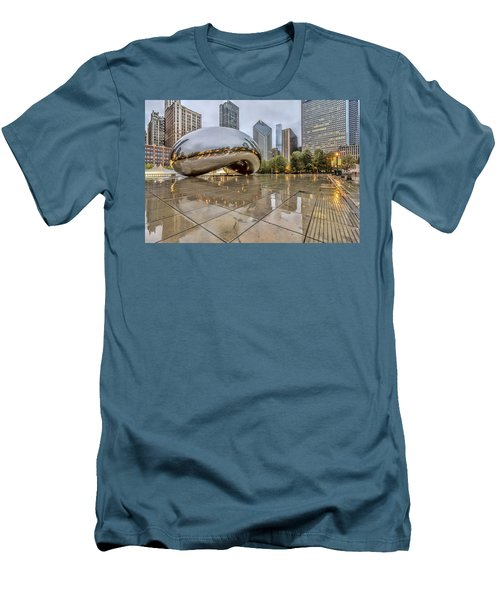 The Bean Hdr 01 Men's T-Shirt (Athletic Fit)