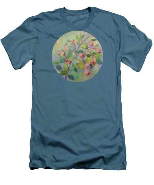 The Beauty Of Spring Men's T-Shirt (Slim Fit) by Mary Wolf
