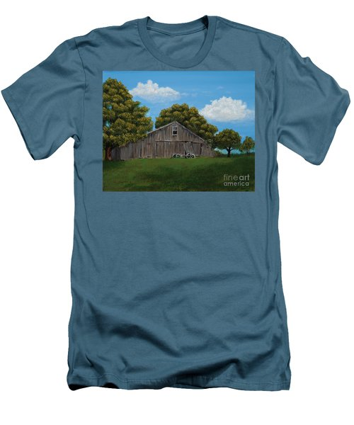 The Buggy Shed Men's T-Shirt (Athletic Fit)