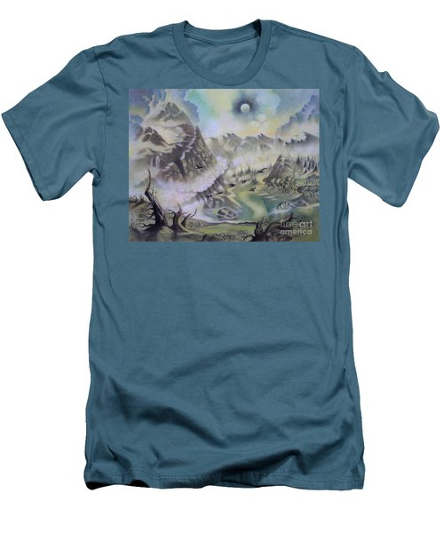 The Cauldron Men's T-Shirt (Athletic Fit)
