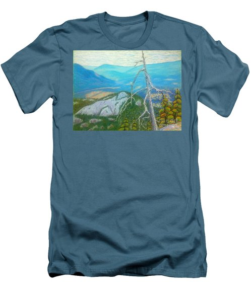 The  Chief  Men's T-Shirt (Slim Fit) by Rae  Smith