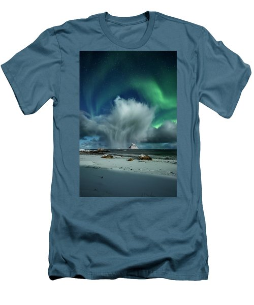 The Cloud I Men's T-Shirt (Athletic Fit)
