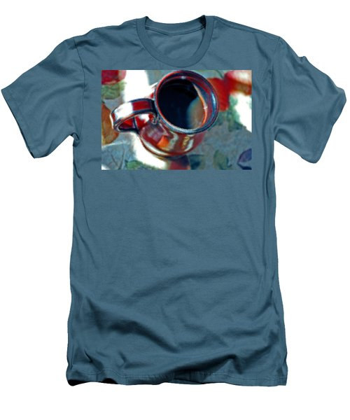The Color Of Coffee Men's T-Shirt (Athletic Fit)