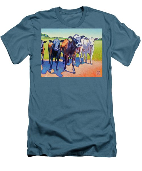 The Committee Men's T-Shirt (Athletic Fit)