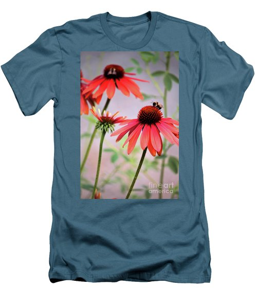 The Coneflower Collection Men's T-Shirt (Athletic Fit)