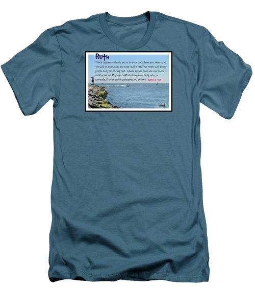 The Covenant Promise Men's T-Shirt (Athletic Fit)