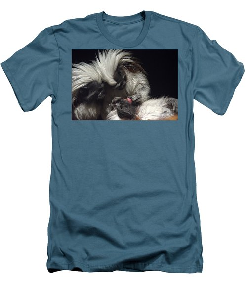 Men's T-Shirt (Slim Fit) featuring the photograph The Dentist by Lisa L Silva