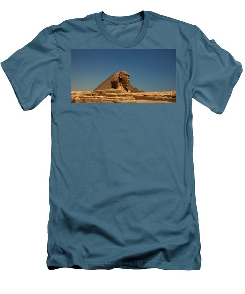 The Great Sphinx Of Giza 2 Men's T-Shirt (Athletic Fit)