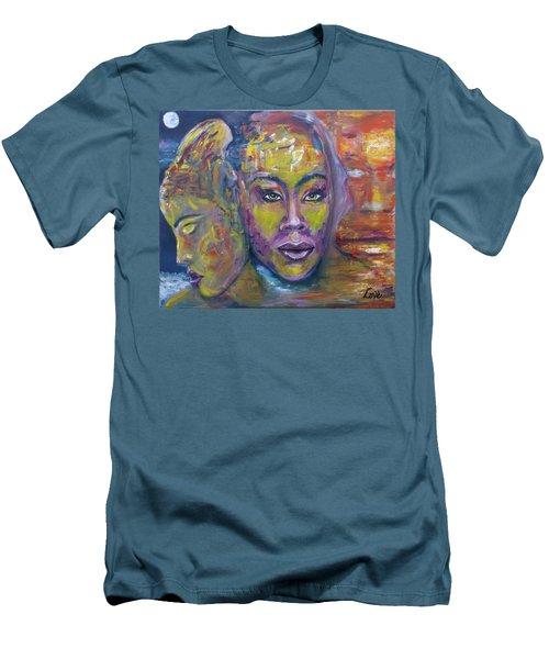 The Interpretation Men's T-Shirt (Athletic Fit)
