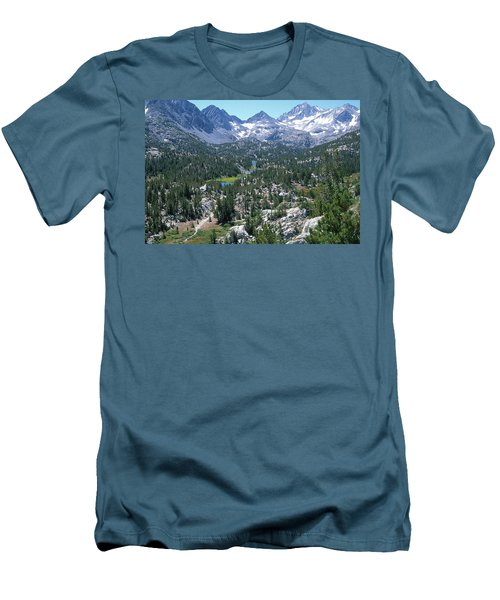 The John Muir Trail Men's T-Shirt (Athletic Fit)