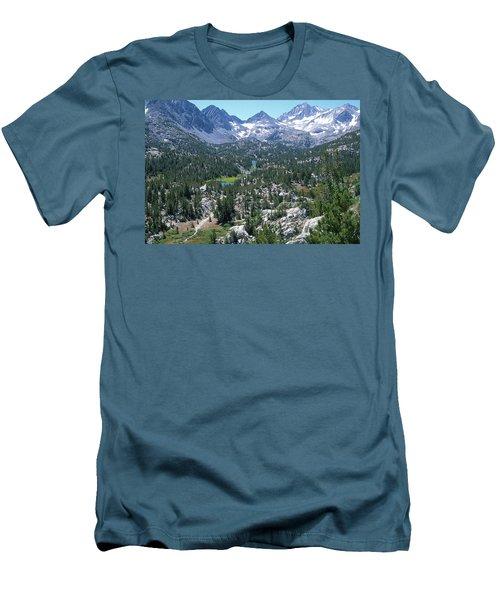 The John Muir Trail Men's T-Shirt (Athletic Fit)