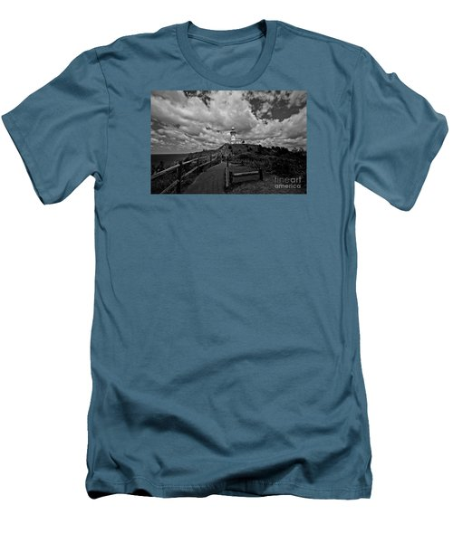 The Light House Men's T-Shirt (Athletic Fit)