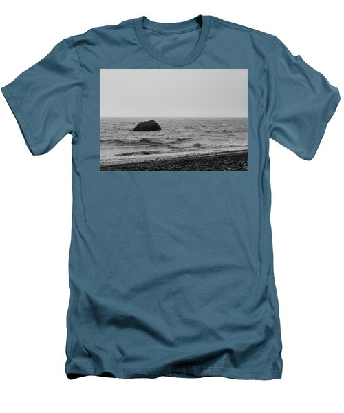 The Lone Rock Men's T-Shirt (Athletic Fit)