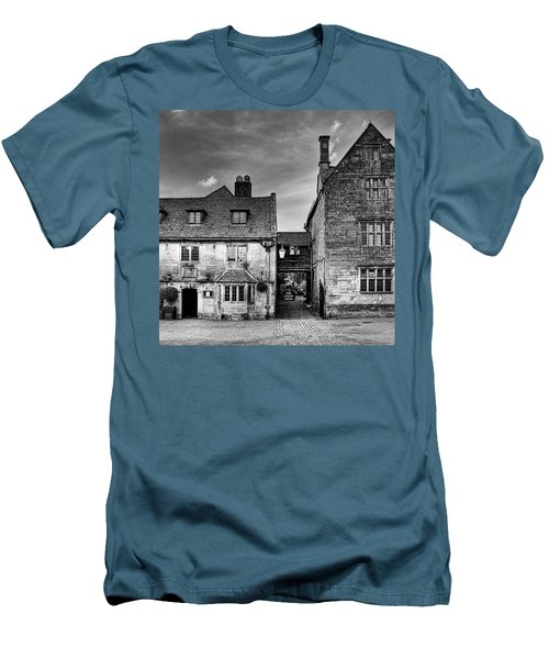The Lygon Arms, Broadway Men's T-Shirt (Slim Fit) by John Edwards
