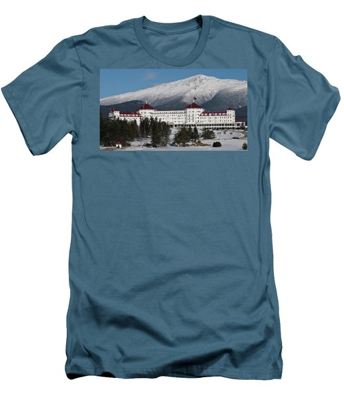 The Mount Washington Hotel Men's T-Shirt (Athletic Fit)