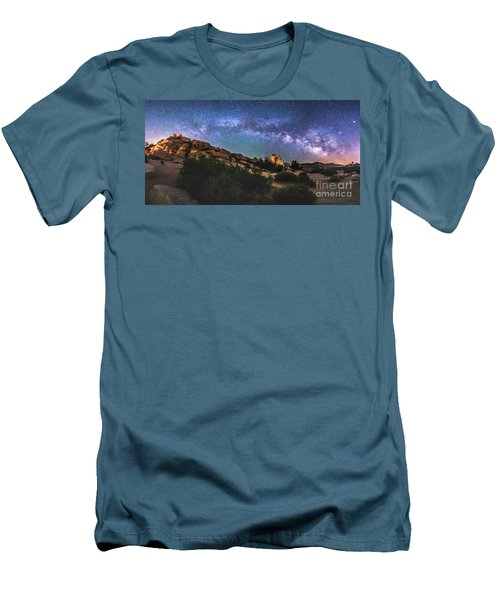 The Mystic Valley Men's T-Shirt (Athletic Fit)