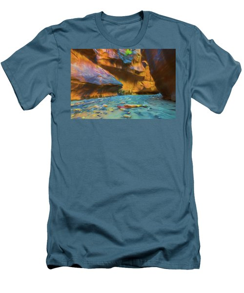 The Narrows Men's T-Shirt (Athletic Fit)