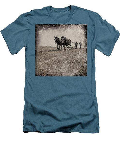 The Original Horsepower Men's T-Shirt (Athletic Fit)