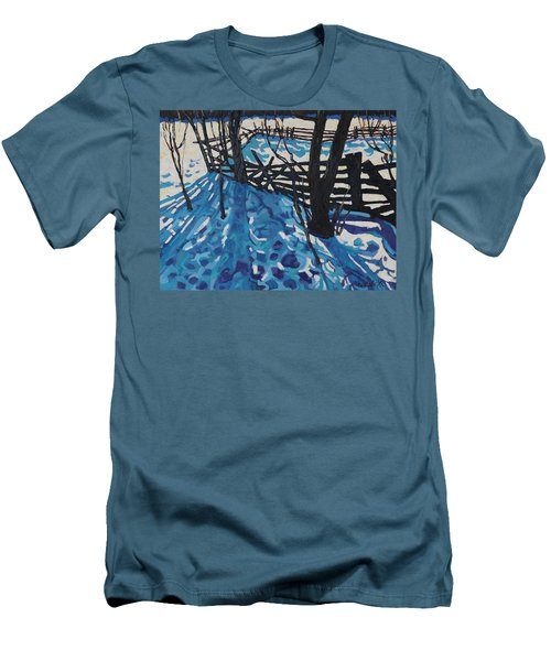 The Paddock Men's T-Shirt (Athletic Fit)