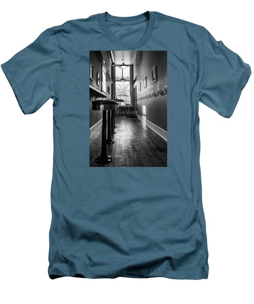Men's T-Shirt (Slim Fit) featuring the photograph The Pie Shop by Dan Traun