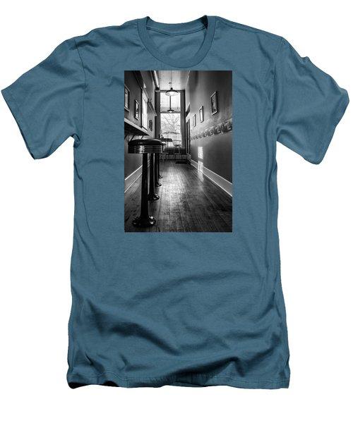 The Pie Shop Men's T-Shirt (Slim Fit) by Dan Traun