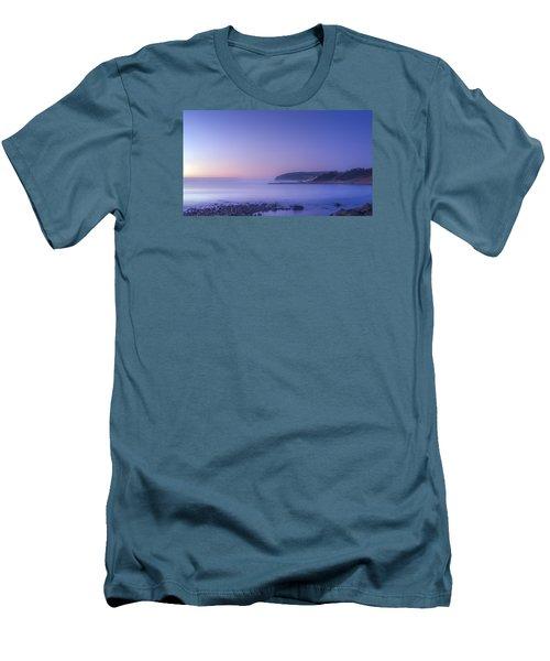 The Predawn Mist Men's T-Shirt (Athletic Fit)