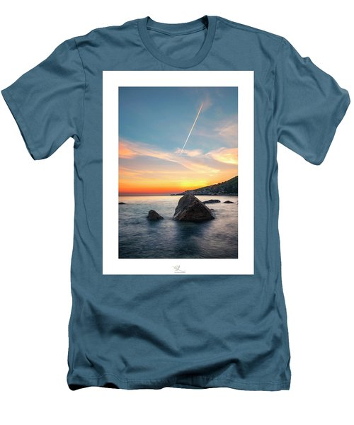 The Rock Men's T-Shirt (Athletic Fit)