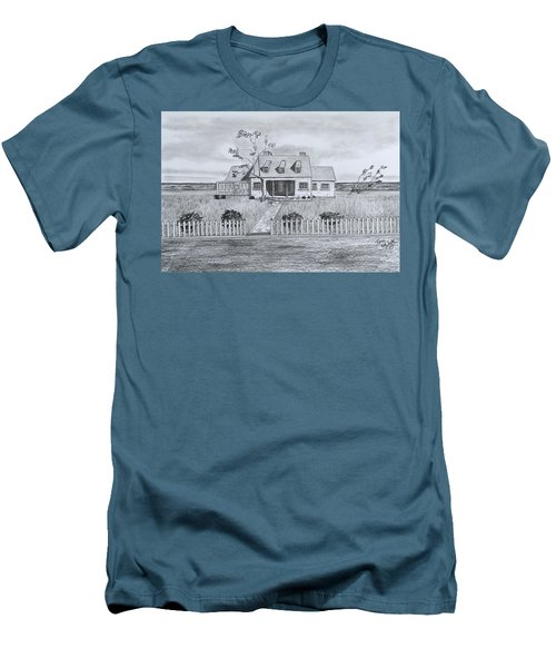 The Sea Captains House  Men's T-Shirt (Athletic Fit)