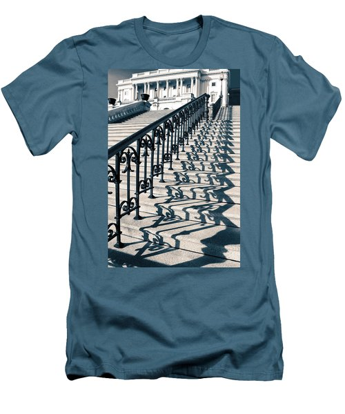 The Stairway Men's T-Shirt (Athletic Fit)