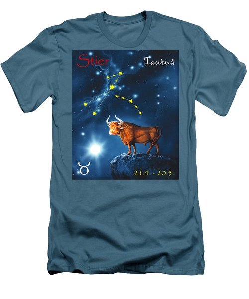 The Star Taurus Men's T-Shirt (Athletic Fit)