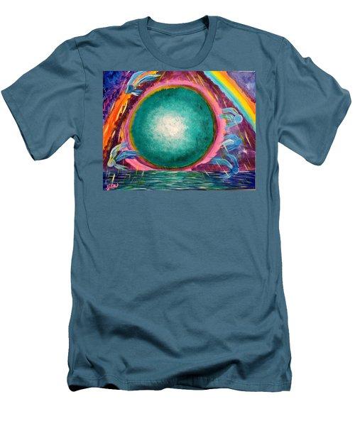 The Stargate Men's T-Shirt (Athletic Fit)