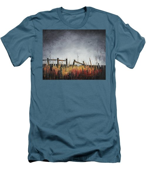 The Stories Were Left Untold Men's T-Shirt (Slim Fit) by Carolyn Doe