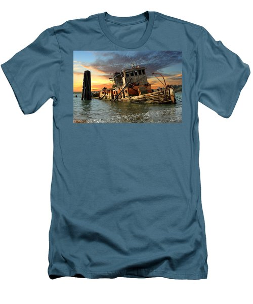The Sunset Years Of The Mary D. Hume Men's T-Shirt (Athletic Fit)