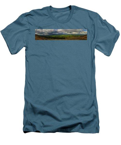 The Vee  Men's T-Shirt (Athletic Fit)