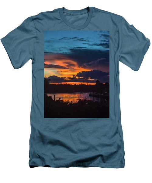 The Component Of Dreams Men's T-Shirt (Athletic Fit)