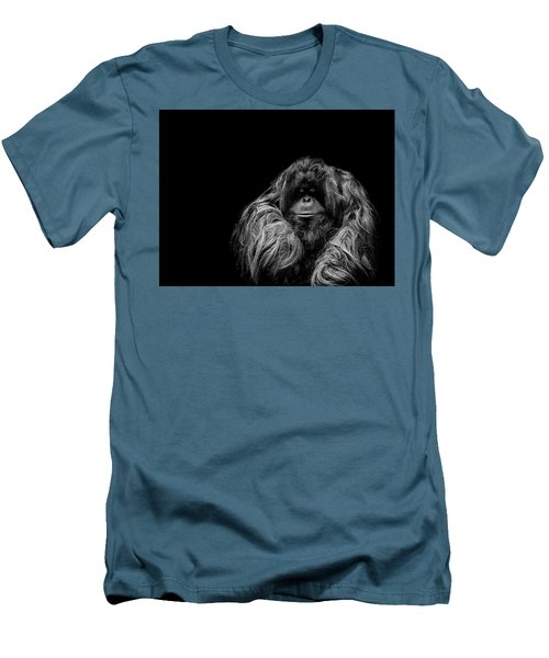 The Vigilante Men's T-Shirt (Slim Fit) by Paul Neville